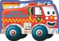 kolektiv: Statečné hasičské auto