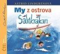 Astrid Lindgrenová: My z ostrova Saltkrakan (audiokniha pro děti)