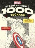 Thomas Pavitte: Marvel: Úžasní hrdinové v 1000 tečkách