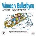 Astrid Lindgrenová: Vánoce v Bullerbynu (audiokniha pro děti)