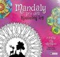 : Mandaly pro děti - Kouzelný les