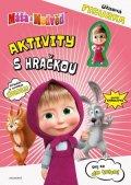 kolektiv: Máša a medvěd - Aktivity s hračkou