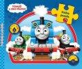kolektiv: Tomáš a jeho přátelé - Kniha puzzle - Poskládej si pohádku