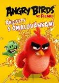 kolektiv: Angry Birds ve filmu - Aktivity s omalovánkami