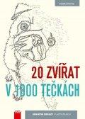 Thomas Pavitte: 20 zvířat v 1000 tečkách