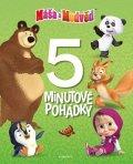 kolektiv: Máša a medvěd - 5minutové pohádky
