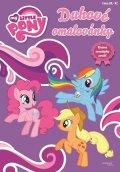 Hasbro: My Little Pony - Duhové omalovánky - Krásné samolepky uvnitř