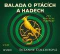 Suzanne Collinsová: Balada o ptácích a hadech (audiokniha)