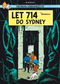 Hergé: Tintin 22 - Let 714 do Sydney