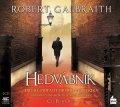 Robert Galbraith (pseudonym J. K. Rowlingové): Hedvábník (audiokniha)