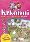 : KRKOUNI – Hrátky se samolepkami pro holky