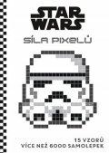 kolektiv: STAR WARS: Pixelové samolepky