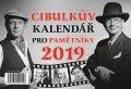 Aleš Cibulka: Cibulkův kalendář pro pamětníky 2019