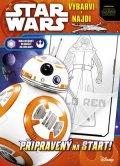 : Star Wars – vybarvi a najdi