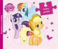 Hasbro: My Little Pony - Kniha puzzle - Poskládej si pohádku