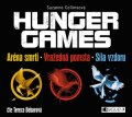 Suzanne Collins: HUNGER GAMES – komplet (audiokniha)