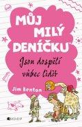 Jim Benton: Můj milý deníčku – Jsou dospělí vůbec lidi?