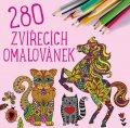 kolektiv: 280 zvířecích omalovánek