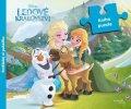 Walt Disney: Ledové království - Kniha puzzle - Poskládej si pohádku