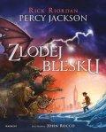 Rick Riordan: Percy Jackson - Zloděj blesku (ilustrované vydání)