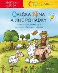 Jana Burešová: Čteme sami - genetická metoda - Ovečka Nina a jiné pohádky