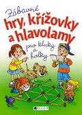 : Zábavné hry, křížovky a hlavolamy pro kluky a holky
