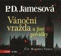 P.D. Jamesová: Vánoční vražda a jiné povídky (audiokniha)