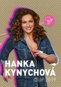 Hanka Kynychová: Hanka Kynychová Diář 2019