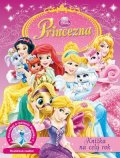 Walt Disney: Princezna - Knížka na celý rok - Převlékej a roztanči Popelku