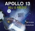 Tod Olson: Apollo 13: Boj o přežití (audiokniha)