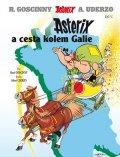 René Goscinny: Asterix 5 - Asterix a cesta kolem Galie