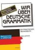 Hana Justová: Wir üben deutsche Grammatik