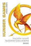 Suzanne Collinsová: HUNGER GAMES - Aréna smrti (speciální vydání)