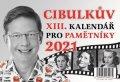 Aleš Cibulka: Cibulkův kalendář pro pamětníky 2021