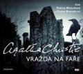 Agatha Christie: Vražda na faře (audiokniha)
