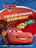Pixar: Auta - Velká kniha zábavy - Příběhy, pexeso, hádanky, omalovánky