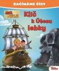 Walt Disney: Začínáme číst - Jake a piráti ze Země Nezemě - Klíč k Útesu lebky