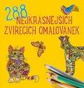 kolektiv: 288 nejkrásnějších zvířecích omalovánek