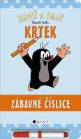 Zdeněk Miler: KRTEK – zábavné číslice (Napiš a smaž)