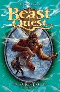 Adam Blade: Arkta, horský obr - Beast Quest (3)