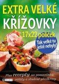 kolektiv: Extra velké křížovky (pomazánky, saláty a předkrmy)