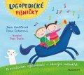 Jana Havlíčková, Ilona Eichlerová: Logopedické písničky (audio CD pro děti)