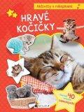 kolektiv: Aktivity s nálepkami – Hravé kočičky