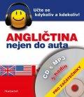 Iva Dostálová: Angličtina nejen do auta – CD s MP3 – pro začátečníky