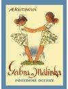 Kutinová Amálie: Gabra a Málinka, povedené dcerky