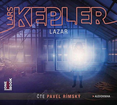 Kepler Lars: Lazar - 2CDmp3