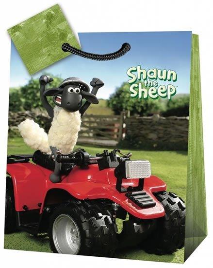 neuveden: Ovečka Shaun - dárková taška/střední 2
