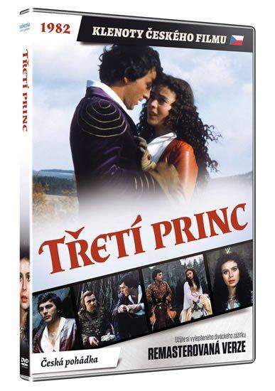 neuveden: Třetí princ DVD (remasterovaná verze)