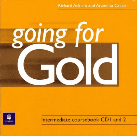 Acklam Richard: Going for Gold Intermediate Class CD 1-2
