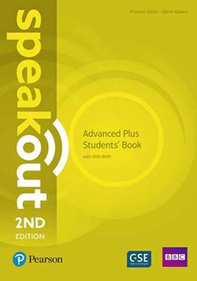 Eales Frances, Oakes Steve: Speakout Advanced Plus Students´ Book w/ DVD-ROM Pack, 2nd Edition